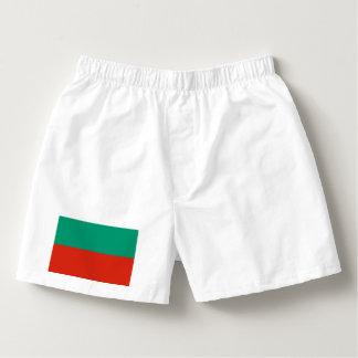 Flag of Bulgaria or Bulgarian Boxers