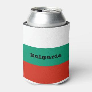 Flag of Bulgaria or Bulgarian Can Cooler