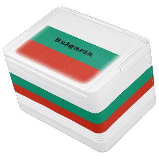 Flag of Bulgaria or Bulgarian Cooler