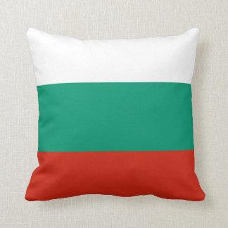 Flag of Bulgaria or Bulgarian Cushion