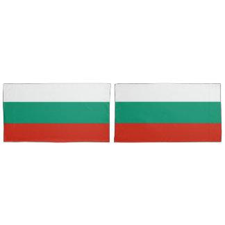 Flag of Bulgaria or Bulgarian king Pillowcase