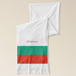 Flag of Bulgaria or Bulgarian Scarf