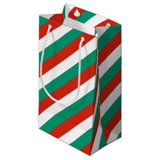 Flag of Bulgaria or Bulgarian Small Gift Bag