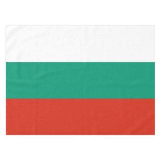 Flag of Bulgaria or Bulgarian Tablecloth