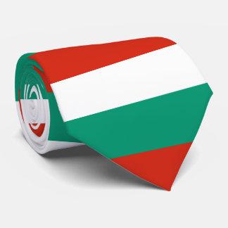 Flag of Bulgaria or Bulgarian Tie