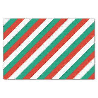 Flag of Bulgaria or Bulgarian Tissue Paper