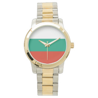 Flag of Bulgaria or Bulgarian Watch