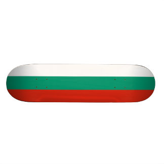 Flag of Bulgaria Skateboard Deck