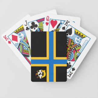 Flag of Caithness Bicycle Playing Cards