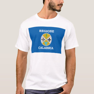 Flag_of_Calabria T-Shirt
