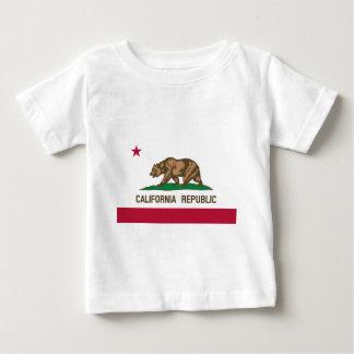 Flag of California Baby T-Shirt