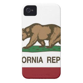 Flag Of California iPhone 4 Case-Mate Case