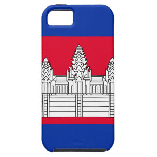 Flag of Cambodia Case For The iPhone 5