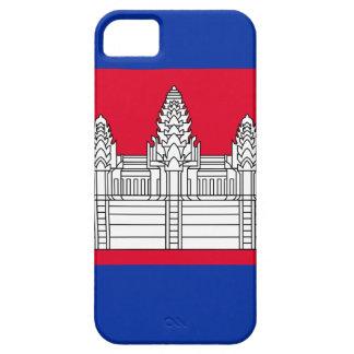Flag of Cambodia iPhone 5 Case