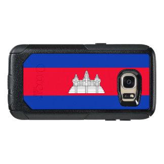 Flag of Cambodia Samsung OtterBox Case