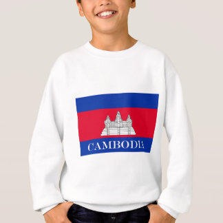 Flag of Cambodia Sweatshirt