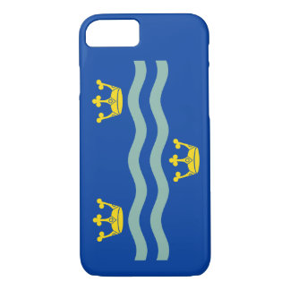 Flag of Cambridgeshire iPhone 8/7 Case
