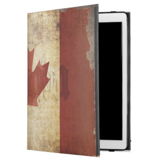 "Flag of Canada / Grunge... iPad Pro 12.9"" Case"