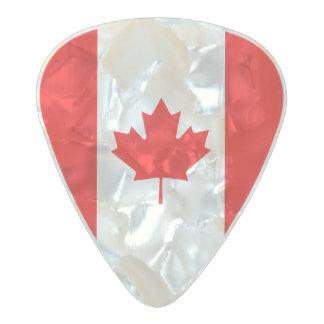 Flag of Canada Guitar Picks