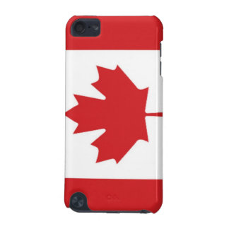 Flag of Canada iPod Touch Case
