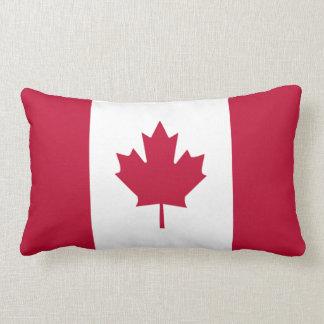 Flag of Canada Lumbar Cushion