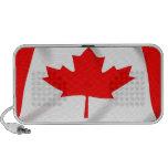 Flag of Canada OrigAudio™ Doodle Speaker