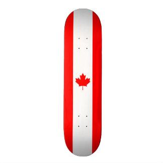 Flag of Canada Skateboard Deck