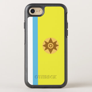 Flag of Canarian Nationalism OtterBox iPhone Case