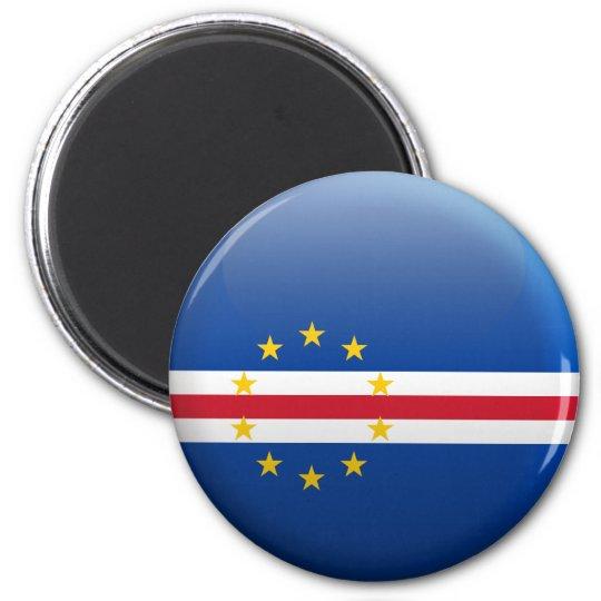 Flag of Cape Verde Magnet