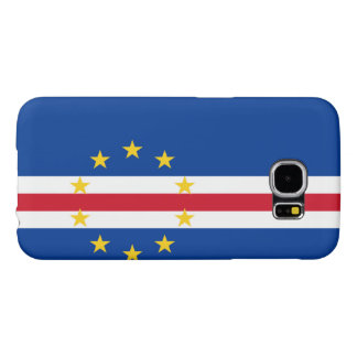 Flag of Cape Verde Samsung Galaxy S6 Cases