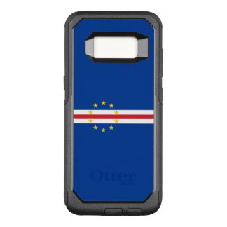 Flag of Cape Verde Samsung OtterBox Case