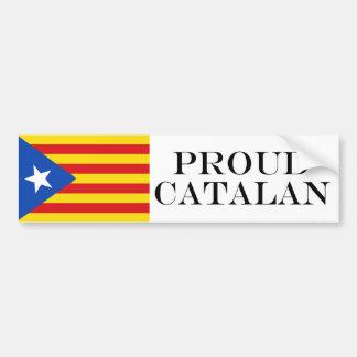 Flag of Catalonia Bumper Sticker