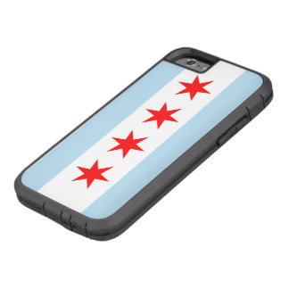 Flag of Chicago Tough Xtreme iPhone 6 Case