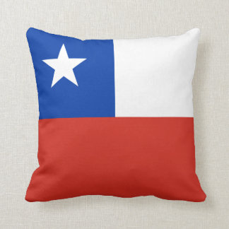 Flag of Chile Cushion