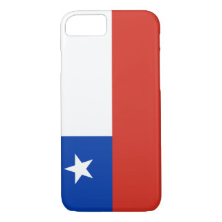 Flag of Chile iPhone 8/7 Case