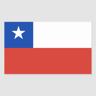 Flag of Chile Sticker