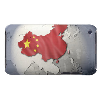 Flag of China iPod Case-Mate Cases
