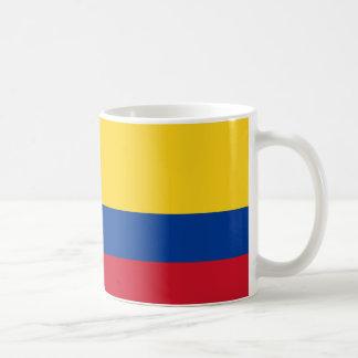 Flag of Colombia - Bandera de Colombia Coffee Mug