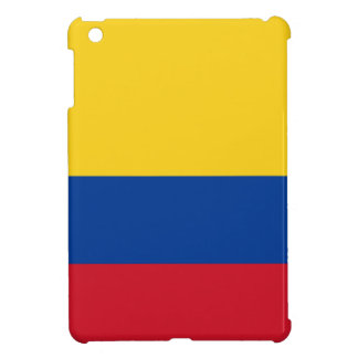Flag of Colombia - Bandera de Colombia iPad Mini Cover
