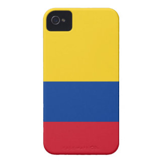Flag of Colombia - Bandera de Colombia iPhone 4 Cases