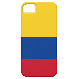 Flag of Colombia - Bandera de Colombia iPhone 5 Case