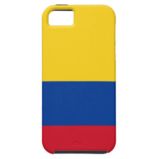 Flag of Colombia - Bandera de Colombia iPhone 5 Cover