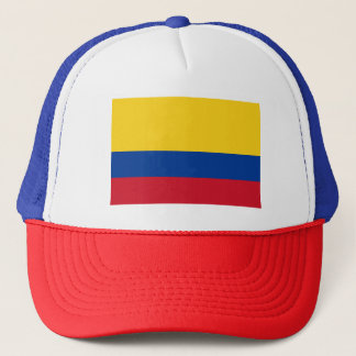 Flag of Colombia - Bandera de Colombia Trucker Hat