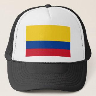 Flag of Colombia - Bandera de Colombia Trucker Hat