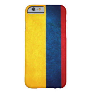 Flag of Colombia Barely There iPhone 6 Case