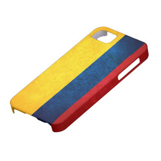 Flag of Colombia iPhone 5 Cases