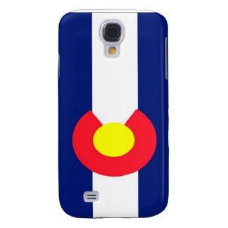 Flag of Colorado Samsung Galaxy S4 Covers