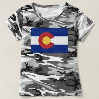 Flag of Colorado, Coloradan Flag T-Shirt