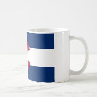 flag of colorado cup mug