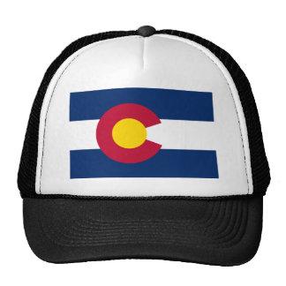 flag of colorado hat